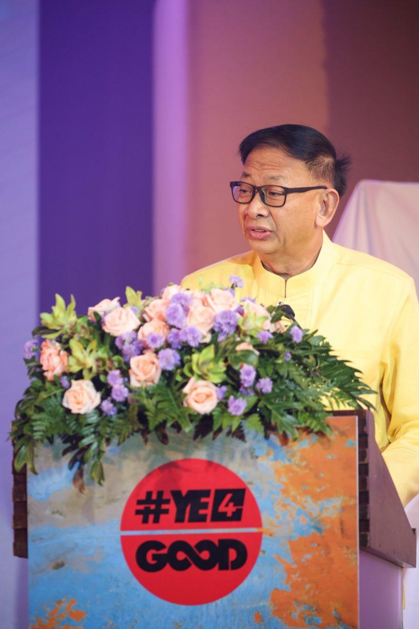 Krit Thanavanich -Deputy Governor of Chiang Mai